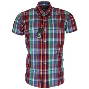 Relco Button Down Short Sleeved Shirt 'CK28', sizes S - 3XL
