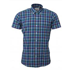 Relco Button Down Short Sleeved Shirt 'CK40', sizes S - 3XL