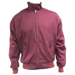 Relco Harrington Jacket burgundy, sizes S - 3XL