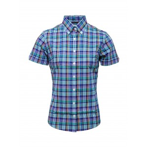 Relco Ladies Check shirt LSS 17, sizes 10/S - 18/XXL