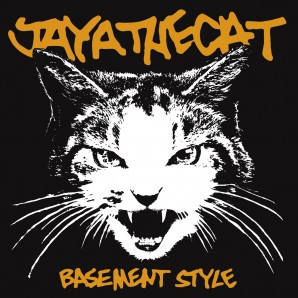Jaya The Cat 'Basement Style'  LP ltd. white vinyl