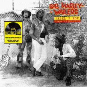 Marley, Bob & The Wailers 'Rebel's Hop (An Early 70's Retrospective)' 2-LP red+green vinyl