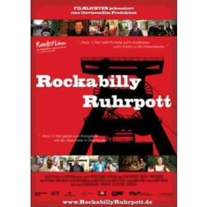 Movie/Documentary 'Rockabilly Ruhrpott'  DVD