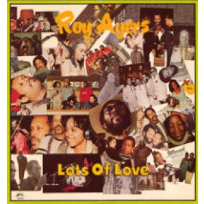 Ayers, Roy 'Lots Of Love'  2-LP