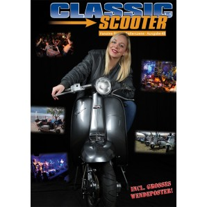 Classic Scooter Nr. 45