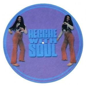 slip mat 'reggae with soul'