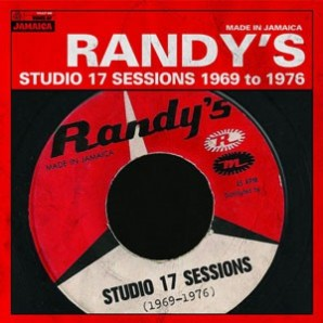 V.A. 'Randy's Studio 17 Sessions'  CD