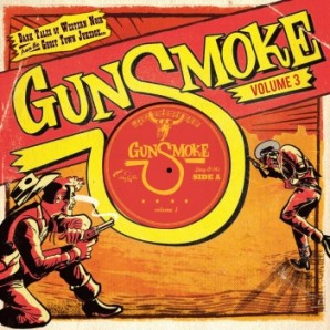 "V.A. 'Gunsmoke Vol. 3'  10""LP"