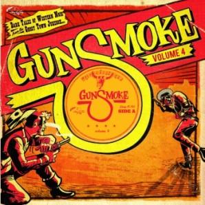 """V.A. 'Gunsmoke Vol. 4'  10""""LP"""