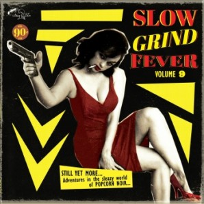 V.A. 'Slow Grind Fever Vol. 9'  LP