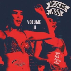 """V.A. 'Hoochie Koo Vol. 2'  10""""LP"""