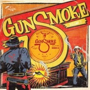 """V.A. 'Gunsmoke Vol. 2'  10""""LP"""
