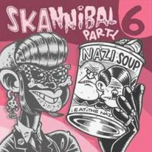 V.A. - 'Skannibal Party Vol. 6'  CD