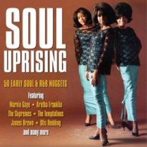 V.A. 'Soul Uprising – 50 Early Soul & R&B Nuggets'  2-CD
