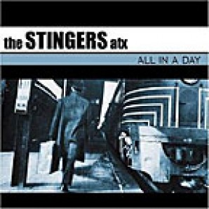 Stingers ATX 'All In A Day'  CD