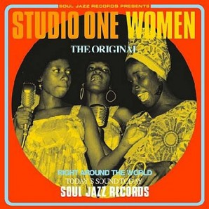 V.A. 'Studio One Women'  2-LP  back in stock!