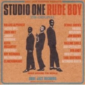 V.A. 'Studio One Rude Boy'  2-LP  back in stock!