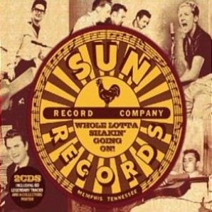 V.A. 'Sun Records – Whole Lotta Shakin' Going On' 2-CD