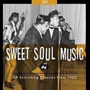 V.A. 'Sweet Soul Music 1962'  CD