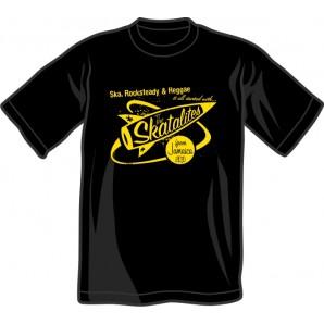 T-Shirt 'Mono' black, all sizes