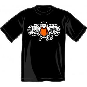 T-Shirt 'CHema Skandal! - Reggae Muzik' black - sizes S - 3XL