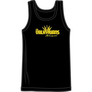 tanktop 'Valkyrians' black - sizes S - XXL