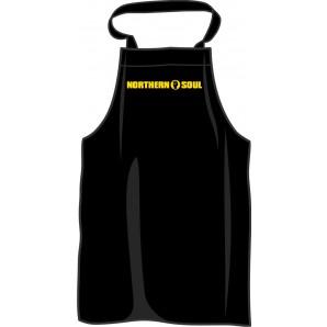 BBQ apron 'Trojan 2 Tone', black