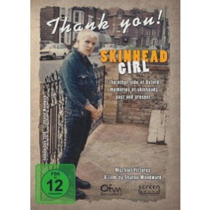 Movie/Documentary 'Thank You! Skinhead Girl'  DVD