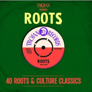 V.A. 'Trojan Presents: Roots – 40 Roots & Culture Classics'  2-CD