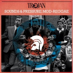 V.A. 'Trojan Sounds & Pressure : Mod Sounds'  2-CD