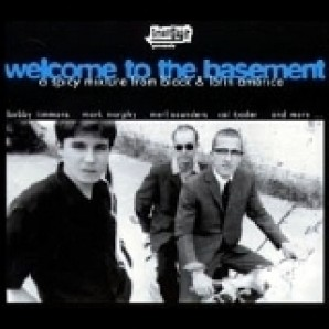 V.A. 'Welcome To The Basement'  CD