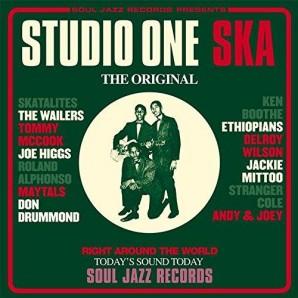 V.A. 'Studio One Ska'  CD
