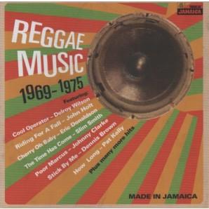 V.A. 'Reggae Music 1969 - 1975' CD