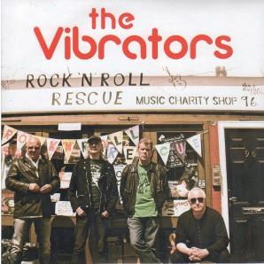 """Vibrators 'Rock'n'Roll Rescue'  7"""""""