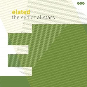 Senior Allstars 'Elated'  - Yellow Vinyl  LP+mp3