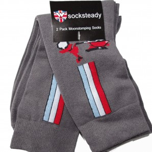 Warrior Socksteady Socks 'Vespa' - 2pk