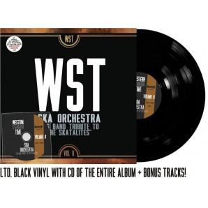 Western Standard Time Ska Orchestra 'Big Band Tribute To The Skatalites - Black Vinyl'  LP + CD