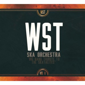 Western Standard Time Ska Orchestra 'Big Band Tribute To The Skatalites Vol.II' CD Digipack