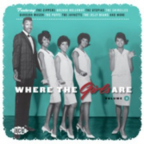 V.A. 'Where The Girls Are Vol.7'  CD