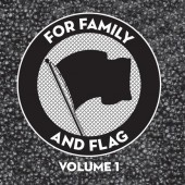 V.A. 'For Family and Flag Volume 1'  LP