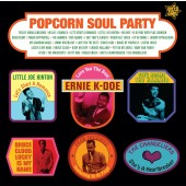 V.A. 'Popcorn Soul Party - Blended Soul And R&B 1958-62'  LP