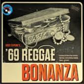 Boss Capone 'Boss Capone's '69 Reggae Bonanza'  LP+CD