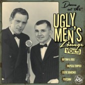 "V.A. 'Down At The Ugly Men's Lounge Vol. 3'  10""LP+CD"