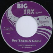 "Deslandes, Lloyd 'See Them A Come' + 'Them A Come'  7"""