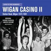 V.A. 'Wigan Casino II - Station Road, Wigan 1973-1981'  LP
