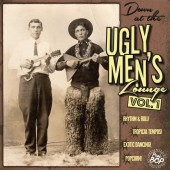 "V.A. 'Professor Bop Presents: Down At The Ugly Men's Lounge Vol.1'  10""LP+CD"