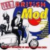 V.A. - '100% British Mod'  CD