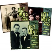 "Bundle V.A. 'Down At The Ugly Men's Lounge Vol. 1, 2 & 3  10""LP+CD"