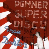 Frau Doktor 'Penner Superdisco'  LP ltd. blue vinyl