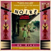 V.A. 'La Noire Volume 6 - Colored Entrance!'  LP